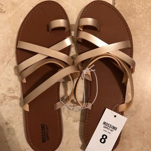 NWT Target Sandals